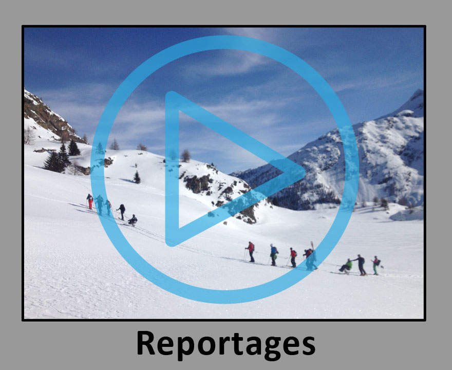 galerie video reportages